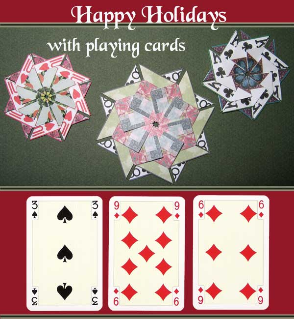 Craft Playing Cards Judy Johnson