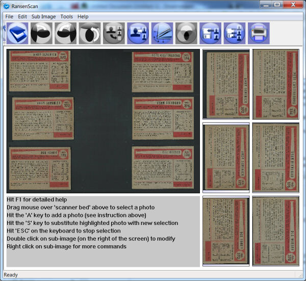 More Baseball Card Scanning Tips For Collectors