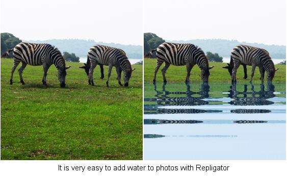 How to add water and ripples to your photos
